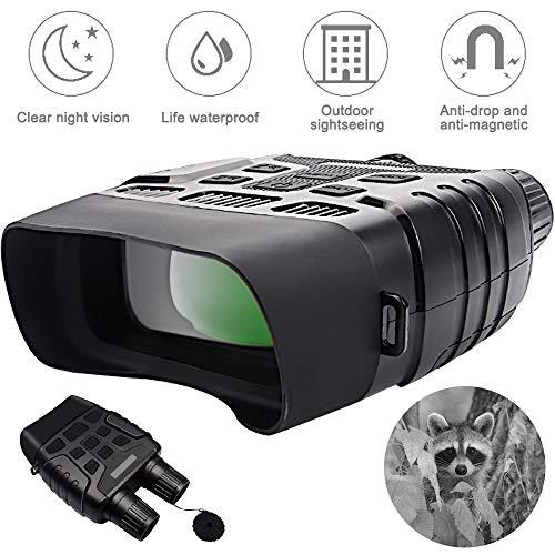 Nachtzicht Verrekijker HD Digitale Infrarood Jacht Verrekijker Scope 1080P Beeld En 720P Video, Scherm IR Camera Op 300M Voor Dieren in Het Wild