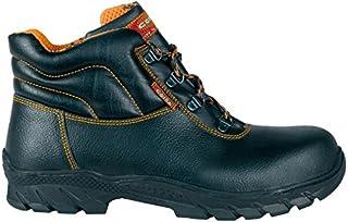 Cofra 17530-000.W44 Zapatos de Seguridad Gottardo S3 Hi Ci HRO SRC Talla 44 en Negro, 54