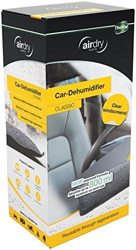 Thomar 604 202 Air Dry Classic Wiederverwendbar Luftentfeuchter 1 Kg Auto