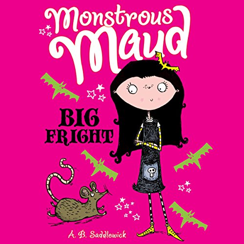 Monstrous Maud: Big Fright cover art