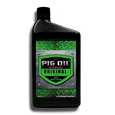 Elusive Wildlife Pig Oil - Wild Hog Attractant