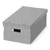 """Compactor 3 Lotes de 2 Cajas Dax Etoiles Gris RAN70543, Estrellas"""", Non applicable"""