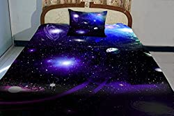 View of the Universe Galaxy Bedding Set