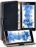 moex Klapphülle kompatibel mit LG P880 Optimus 4X HD