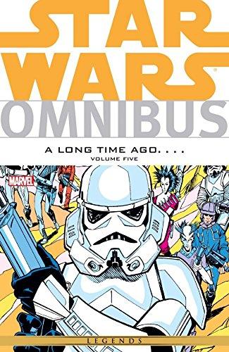 Star Wars Omnibus: A Long Time Ago... Vol. 5 (Star Wars: The Rebellion) (English Edition)