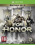 Ubisoft For Honor, Gold Edition, Xbox One Oro Xbox One Francés vídeo - Juego (Gold Edition, Xbox One, Xbox One, Acción / Estrategia, Modo multijugador, RP (Clasificación pendiente), Soporte físico)