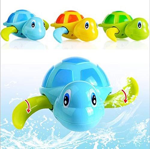 Lmfu Kinder Baby Multi-typ Wind Up 1pc Kette Bade Schildkröte Dusche Uhrwerk Wasser Baby Spielzeug Dusche Uhrwerk für Kinder lmfu
