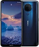 Nokia 5.4 Smartphone 4G Dual Sim, Display 6.39' HD+, 128GB,...