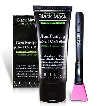 Best shills black mask purifying peel off mask Reviews