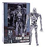 EASTVAPS NECA Terminator Endoskeleton Figurine Figurine Classique Jouet 18cm