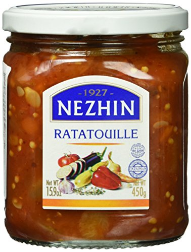 NEZHIN Ratatouille Gemüseeintopf, 12er Pack (12 x 450 g)