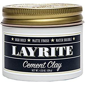 Beauty Shopping Layrite Cement Clay, 4.25 oz