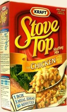 Stove Top Stuffing Mix - Chicken 1 x Box