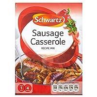 Schwartz Sausage Casserole Recipe Mix (35g) シュワルツソーセージキャセロールレシピミックス( 35グラム)