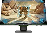 HP 27-inch Borderless Quad HD 4K Gaming Monitor - AMD FreeSync, 1 ms Response Time, 144 Hz Refresh Rate, TN Panel with HDMI, VGA Ports - HP 27X Display - 3WL55AA (Black)