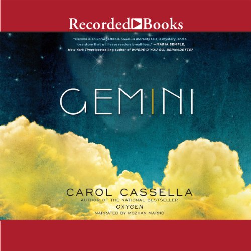 Gemini audiobook cover art