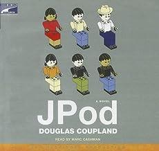 By Douglas Coupland - Jpod (1905-07-13) [Audio CD]