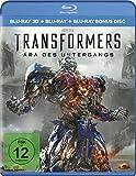 Transformers 4 - Ära des Untergangs  (+ Blu-ray) (+ Bonus-Blu-ray) [Alemania]...