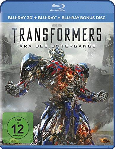 Transformers 4: Ära des Untergangs (3D Blu-ray)