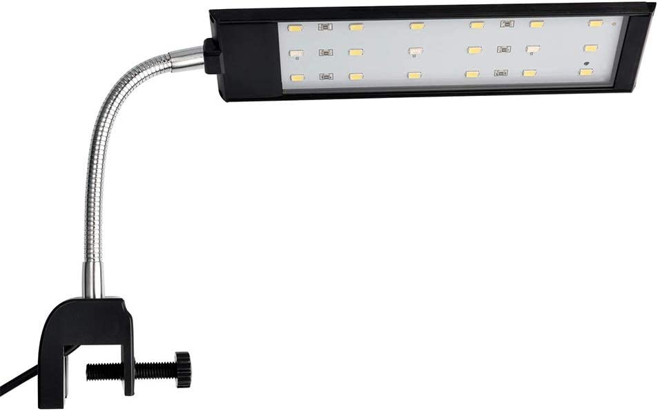 Limited time sale Product ESUPPORT LED Aquarium Light with Clip Li Lamp