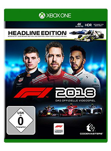 F1 2018 Headline Edition [Xbox One]