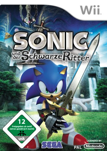 SEGA Sonic and the Black Knight (Wii) - Juego