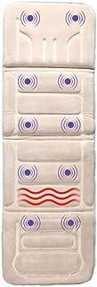 Shiatsu cojín de masaje, Masaje estera de cuerpo completo, masaje de silla for Mat, Shiatsu masaje de espalda, for la oficina del hogar del coche