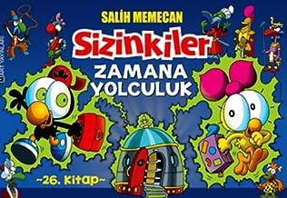 Sizinkiler 26 - Zamana Yolculuk (Turkish Edition)
