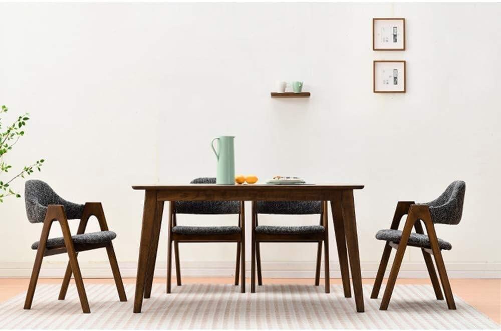 Chaise, Chaise Longue En Bois Massif - Chaise De Café - Chaise D'ordinateur De Salon, Chaise De Salle À Manger, Multicolore En Option (taille: 45 * 81cm) (Color : C) F