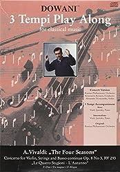 The Four Seasons: Concerto for Violin, Strings and Basso Continuo Op. 8 No. 3, Rv 293: Le Quarto Stagioni - L\'autunno