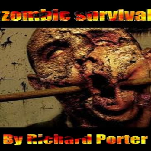 Zombie Survival audiobook cover art