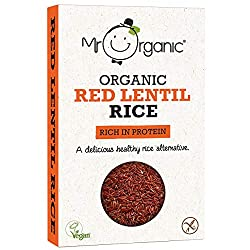 High in protein and fibre Vegan & Gluten-free Unique flavour and Shape
