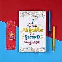 Doodle Smart ALEC A5 Size Notebook, 80GSM (Multicolour)