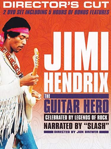 Jimi Hendrix - The Guitar Hero [2 DVDs]