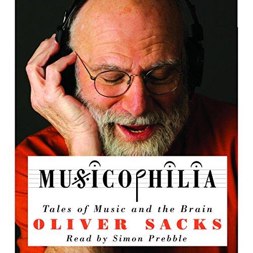 Musicophilia audiobook cover art