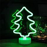 ZWXIN LED Nachtlicht Led Leuchten Neonlichter Weihnachtsbaum Star Deko Weihnachtsdekoration...