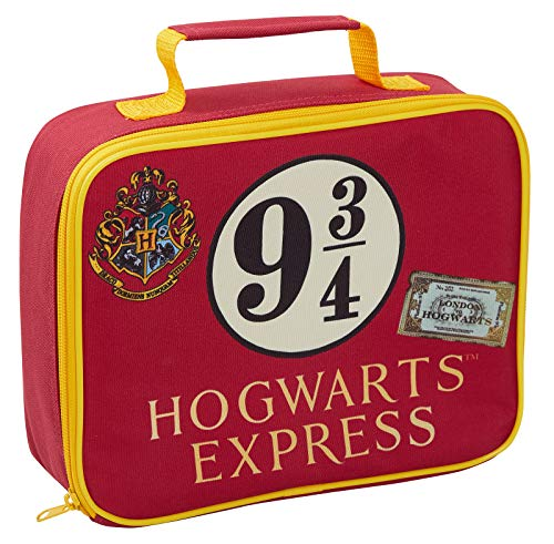 Harry Potter Lunch Bag Box Platform 9 en 3/4