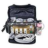 Denshine Portable Unit with Air Compressor Suction System 3 Way Syringe (Camouflage...