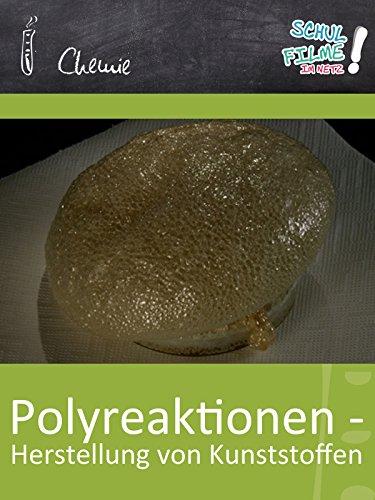 Polymerisation - Herstellung von Kunststoffen - Schulfilm Chemie