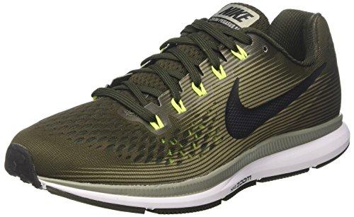 Nike Air Zoom Pegasus 34, Scarpe da Running Uomo, Multicolore...