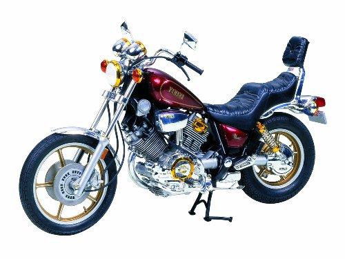 Modello Yamaha XV1000 Virago 1981 [Tamiya 14044], 1:12