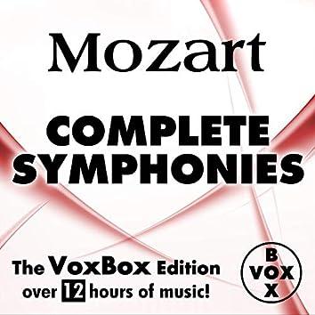 Mozart: The Complete Symphonies