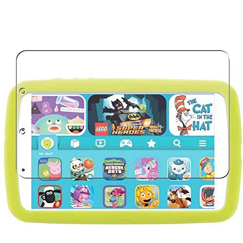 Vaxson 3 Unidades Protector de Pantalla, compatible con Samsung Galaxy Tab A Kids Edition 2019 8' [No Vidrio Templado] TPU Película Protectora