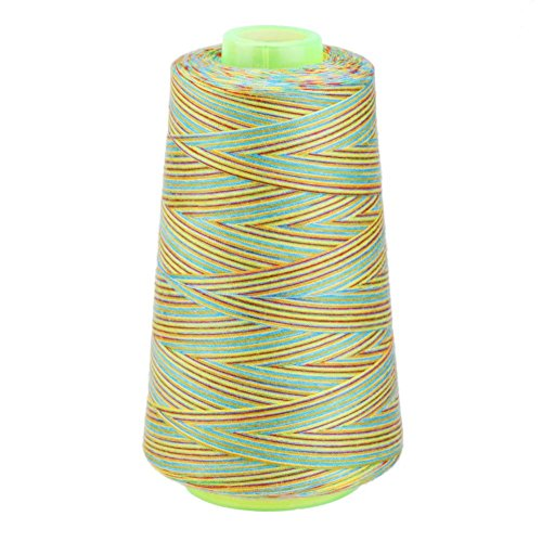 10 x STRONG EMBROIDERY SEWING THREAD SPOOLS LARGE 800 M HEAVY DUTY BEST COLOURS