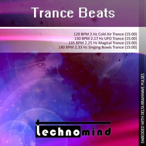 130 BPM 2.17 Hz UFO Trance