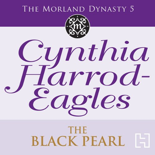 Dynasty 5: The Black Pearl audiobook cover art