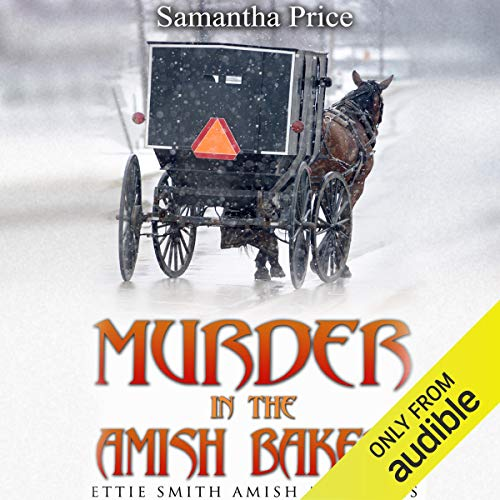 Murder in the Amish Bakery Titelbild