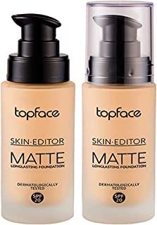 Top-Face Skin Editor Matte Longlasting Foundation SPF-20 PT465-06