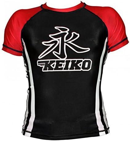 KEIKO SPORTS Speed Rashguard - Red
