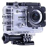 TecTecTec! [NEU] XPRO2Sport-Kamera 4K Ultra HD WiFi–Kamera wasserdicht 16MP–Silber